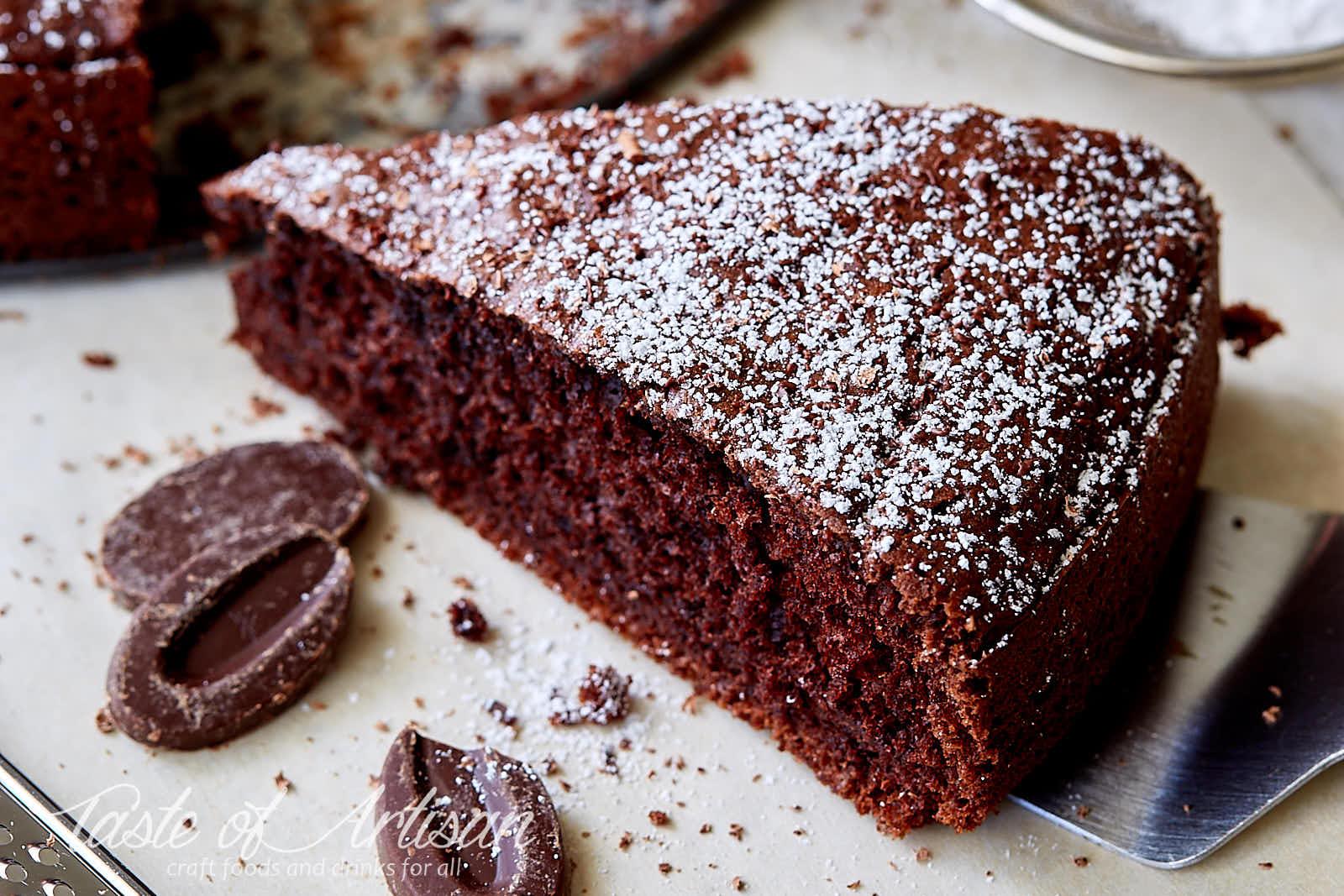 Chocolate Coffee Cake | Taste of Artisan