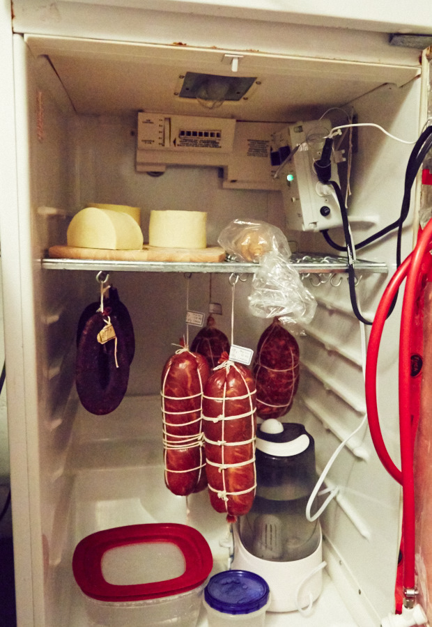 Advanced Meat Curing Chamber At Home - Taste of Artisan