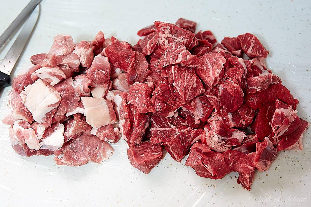 Summer sausage recipe. Beef to pork ratio.| Taste of Artisan