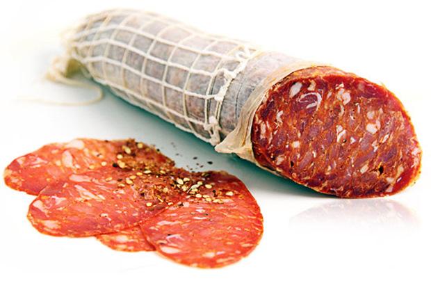 Cured Salami