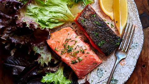 Sous Vide Salmon - Cooked to Perfection