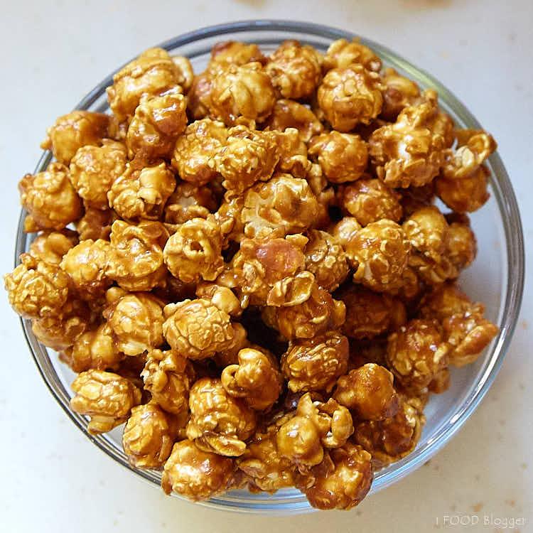 Homemade Caramel Popcorn Taste Of Artisan