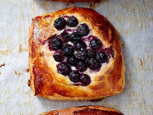 Cheese Danish With Berries Taste Of Artisan