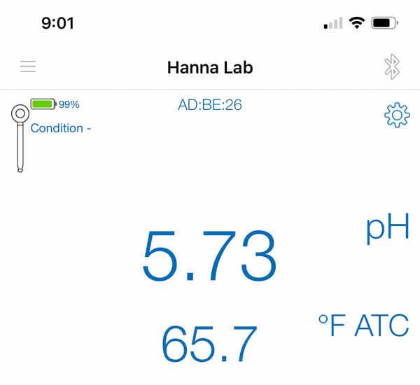 Cacciatore salami acidity pH.