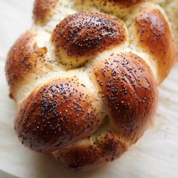 Best challah bread recipe.