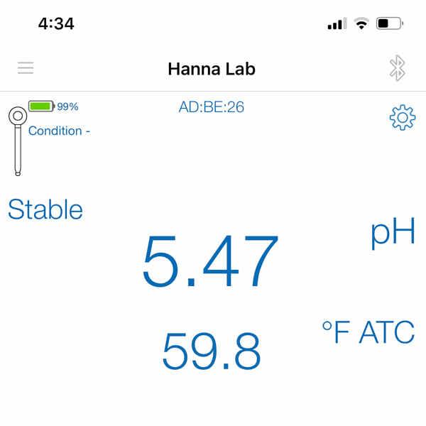 Bergamo salami acidity - pH.