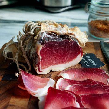 Fiocco - Italian dry-cured ham