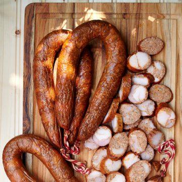 Chicken Andouille Sausage